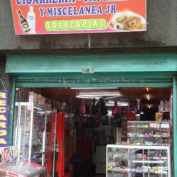Miscelánea JR en Bogotá