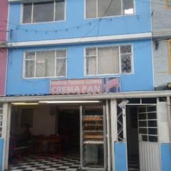 Panadería Crema Pan en Bogotá