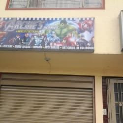 Video Tienda Archie's Movies en Bogotá