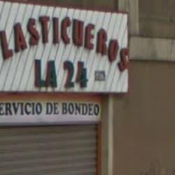 Plasticueros La 24 en Bogotá