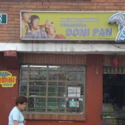 Panadería Donipan en Bogotá