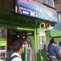 Eléctricos y Ferretería Riky en Bogotá