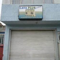 Lava Plus Express en Bogotá