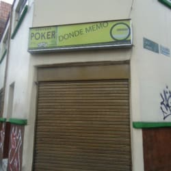 Donde Memo en Bogotá