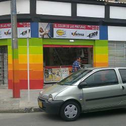 El Color De Las Pinturas en Bogotá
