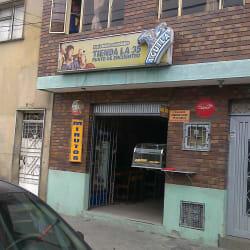 Tienda la 35 en Bogotá