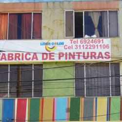 Fábrica De Pinturas Calle 132  en Bogotá
