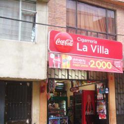 Cigarrería La Villa en Bogotá