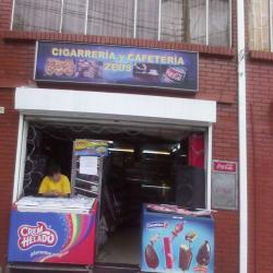 Cigarrería Y Cafetería Zeus en Bogotá