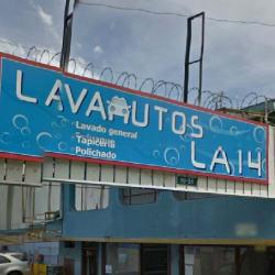 Lavautos La 14 en Bogotá