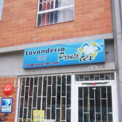 Lavandería Pronto Tex en Bogotá