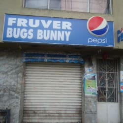 Fruver Bugs Bunny en Bogotá
