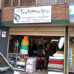 Texti Mechis en Bogotá