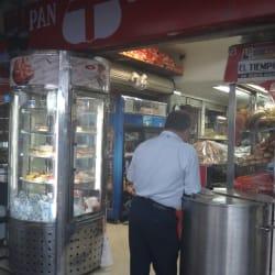 Pan Suizo Calle 80 en Bogotá