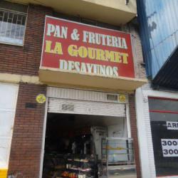 Pan y Frutería La Gourmet en Bogotá