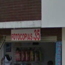 Fotocopias 35 en Bogotá