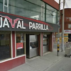 Javal Parilla  en Bogotá