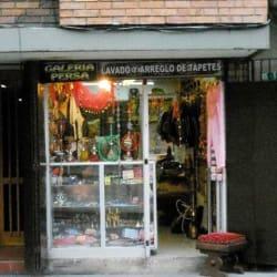 Galería Persa Chicó en Bogotá