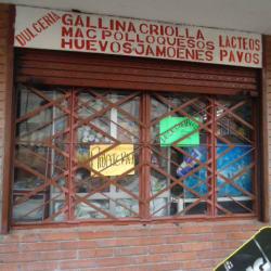 Gallina Criolla  en Bogotá