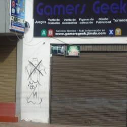Gamers Geek en Bogotá