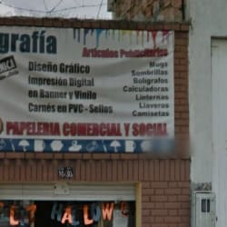 Papelería Comercial y Social en Bogotá