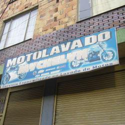 Motolavado Michelyn en Bogotá