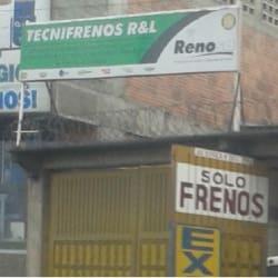 Tecnifrenos R & L en Bogotá