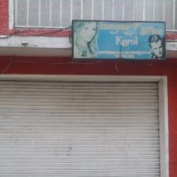 Karol  en Bogotá