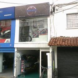 Tecnimoto en Bogotá
