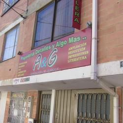 Papelería Detalles y Algo Mas A & G en Bogotá