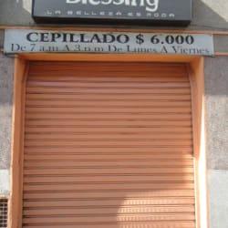 Peluquería Blessing en Bogotá