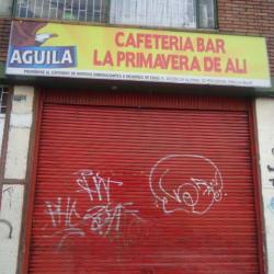 La Primera De Ali  en Bogotá