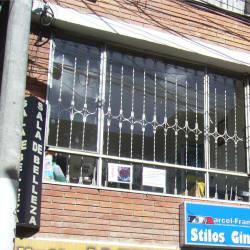 Peluquería Stilos Gina en Bogotá