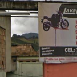 Lavamotos en Bogotá