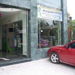 Peluquería Infantil Mis Pequeños Traviesos en Bogotá