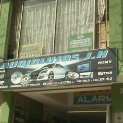 Audiolujos J.H  en Bogotá