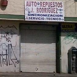 Auto Repuestos J. Rodríguez en Bogotá