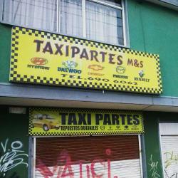 Taxipartes M&S en Bogotá