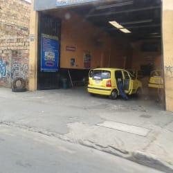 Tecnicentro del Automóvil en Bogotá