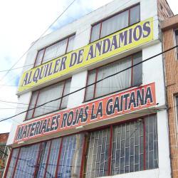 Materiales Rojas La Gaitana en Bogotá