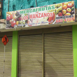 Mercafrutas Los Manzanos en Bogotá