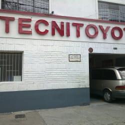 Tecnitoyot en Bogotá