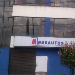Mesautos en Bogotá