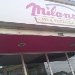 Milano Café y Pastelería en Bogotá