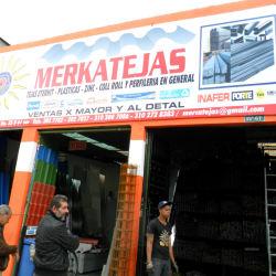 Merkatejas en Bogotá