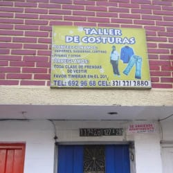 Taller de Costuras en Bogotá