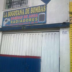 La Bogotana De Bombas  en Bogotá