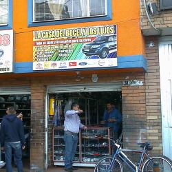 La Casa del Bocel y Los Lujos en Bogotá