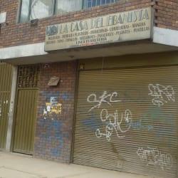 La Casa del Ebanista en Bogotá