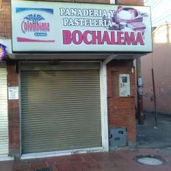 Panadería y Pastelería Bochalema en Bogotá